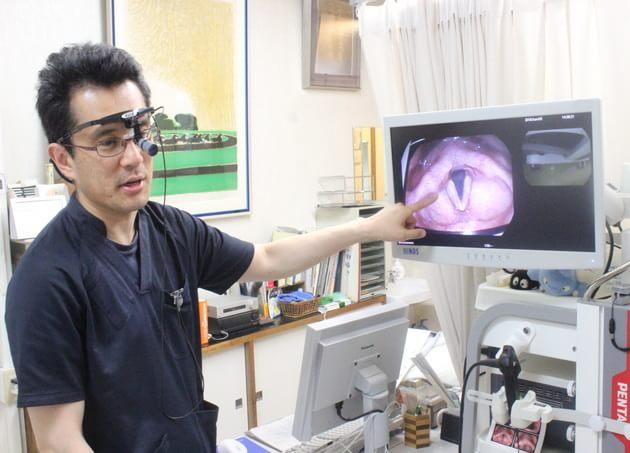 浅井耳鼻咽喉科院(写真1)