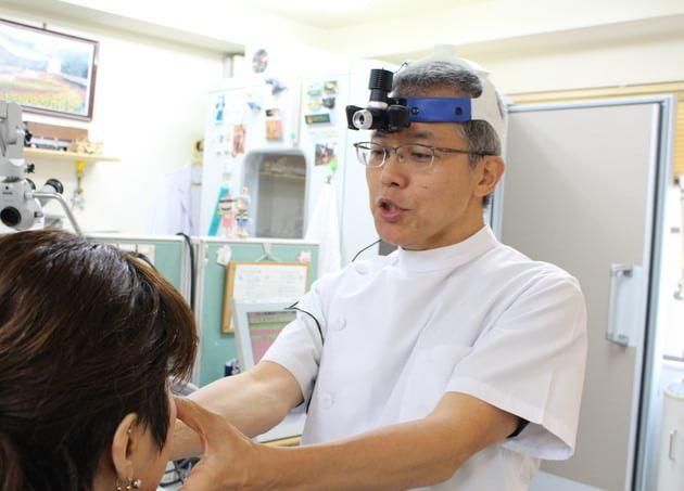 とくなが耳鼻咽喉科(写真1)