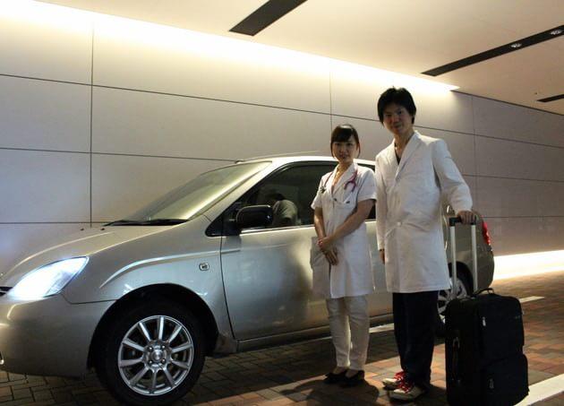 日暮里医院(写真1)