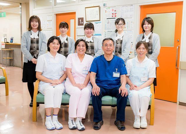 医療法人三渓会 川堀病院