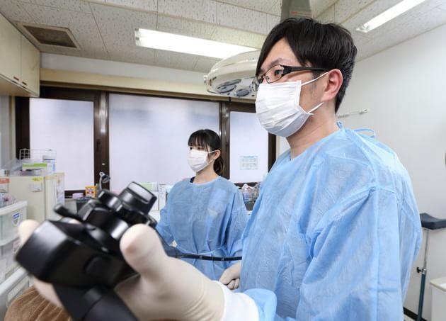 金沢外科胃腸科肛門科(写真1)