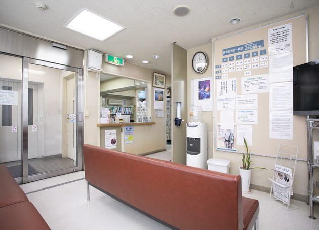 大田病院附属うのき診療所(写真2)