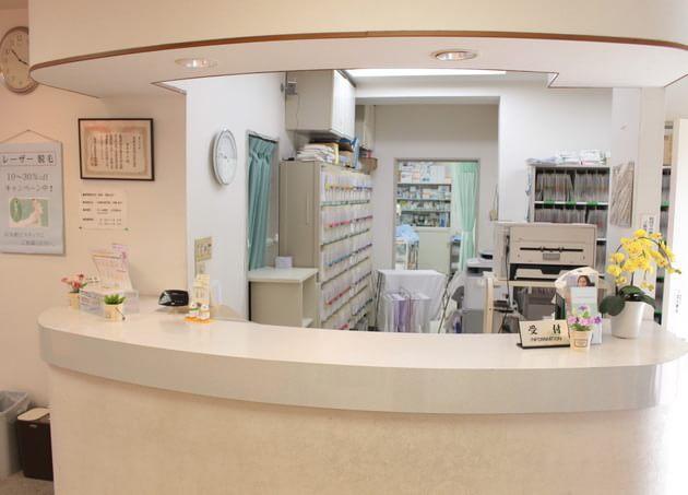 かわごえ皮膚科クリニック(写真2)