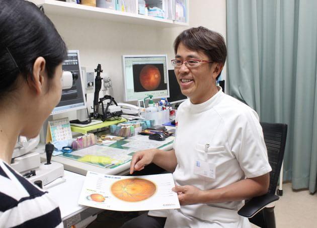 田辺眼科クリニック(写真1)