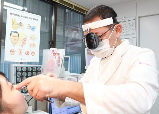 猿谷耳鼻咽喉科医院(写真2)