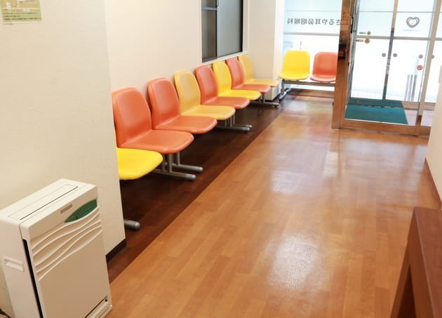 猿谷耳鼻咽喉科医院(写真1)