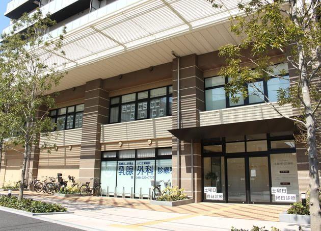 川口工業病院 乳腺外科診療所(写真1)