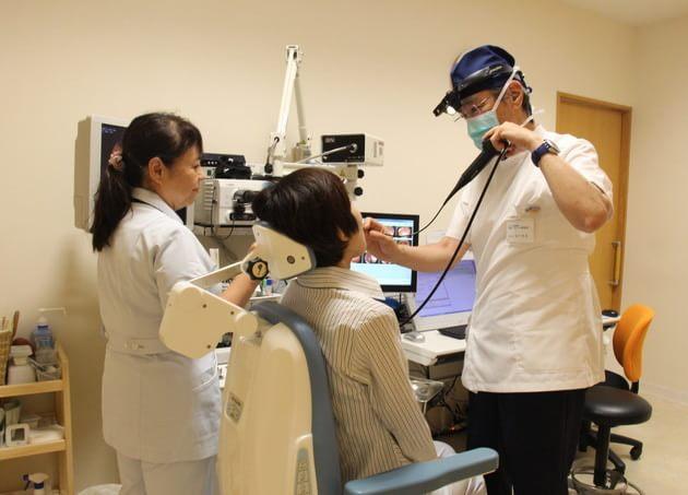 さかした耳鼻咽喉科(写真2)