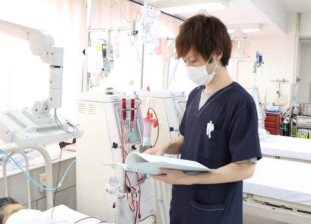 三軒茶屋病院(写真1)