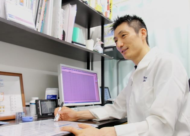 大阪梅田紳士クリニック(写真1)